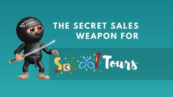 The Secret Sales Weapon For School Tours