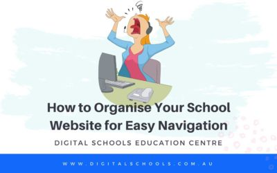 How to Organise Your School Website For Easy Navigation